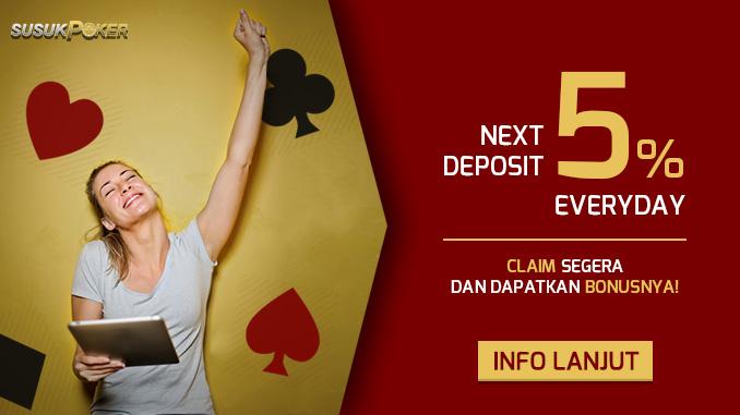 Permainan Judi Poker Online Terpercaya Indonesia